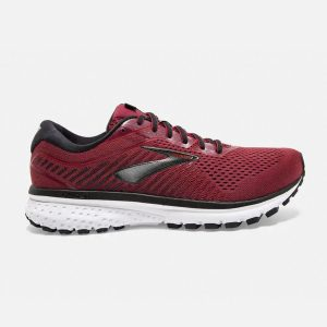 brooks ghost 12 rosso