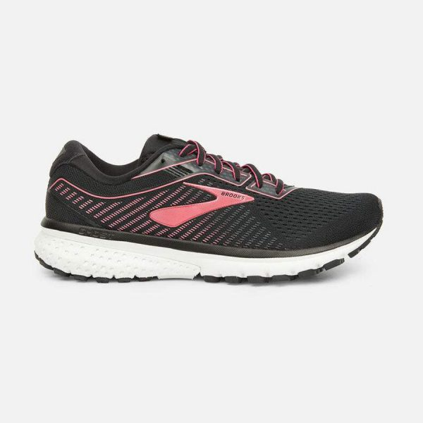 brooks ghost 12 w nere rosa