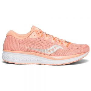 saucony jazz 21w peach
