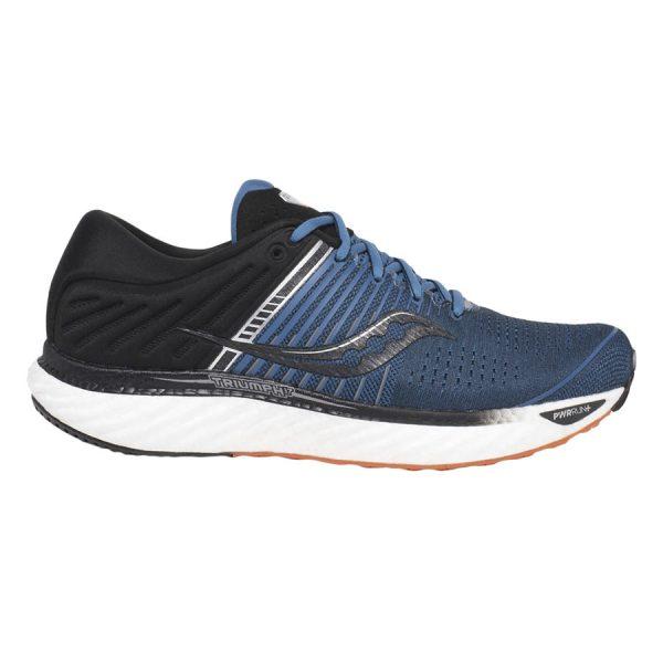 saucony triumph 17 blue black