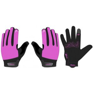 head glove finger lady 4713