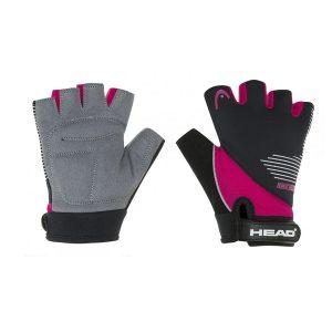 head glove kids 7045 rosso