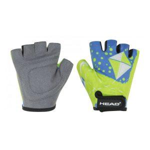 head glove kids 8820 verde