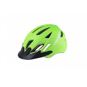 head helmet kid y11 verde
