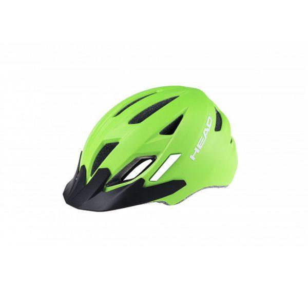 head helmet kid y11 verde